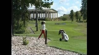 Первенство России по гольфу в «Целеево гольф и поло клуб»