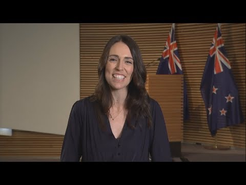 Jacinda Ardern talks about New Zealand's relationship with China and latest 1 NEWS poll