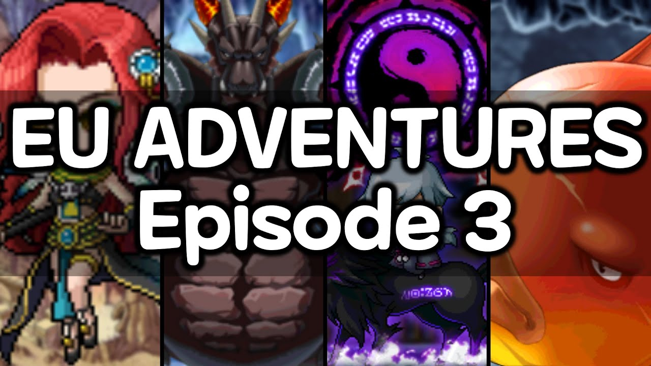 EU Reboot Adventures | Episode 3 | MapleStory