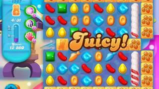 Candy Crush Soda Saga Level 1367 (3 Stars)