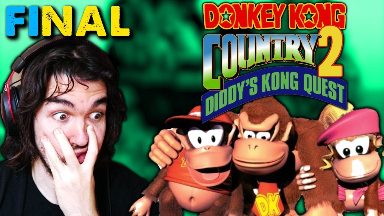 DONKEY KONG COUNTRY 2 | FINAL