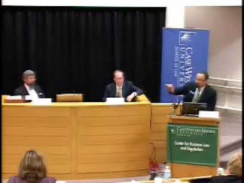 Scheme Liability, Section 10(b), and Stoneridge Investment Partners v. Scientific Atlanta (3 of 3)