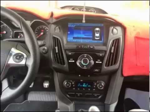 ‫شاشة فورد فوكس Screen Ford Focus 2011 2015‬ Youtube