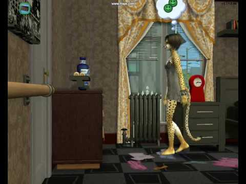 Mods Sims  Cat Paws