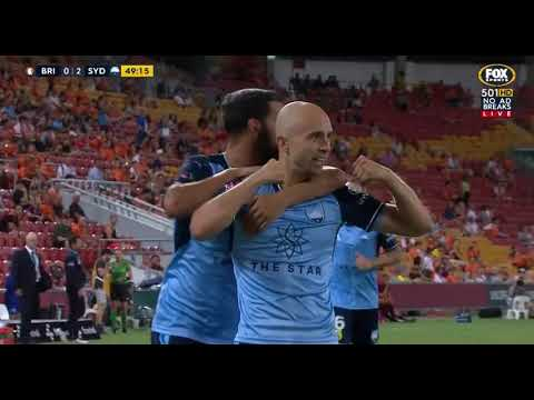 Brisbane Roar VS Sydney FC Round 15 2017/18