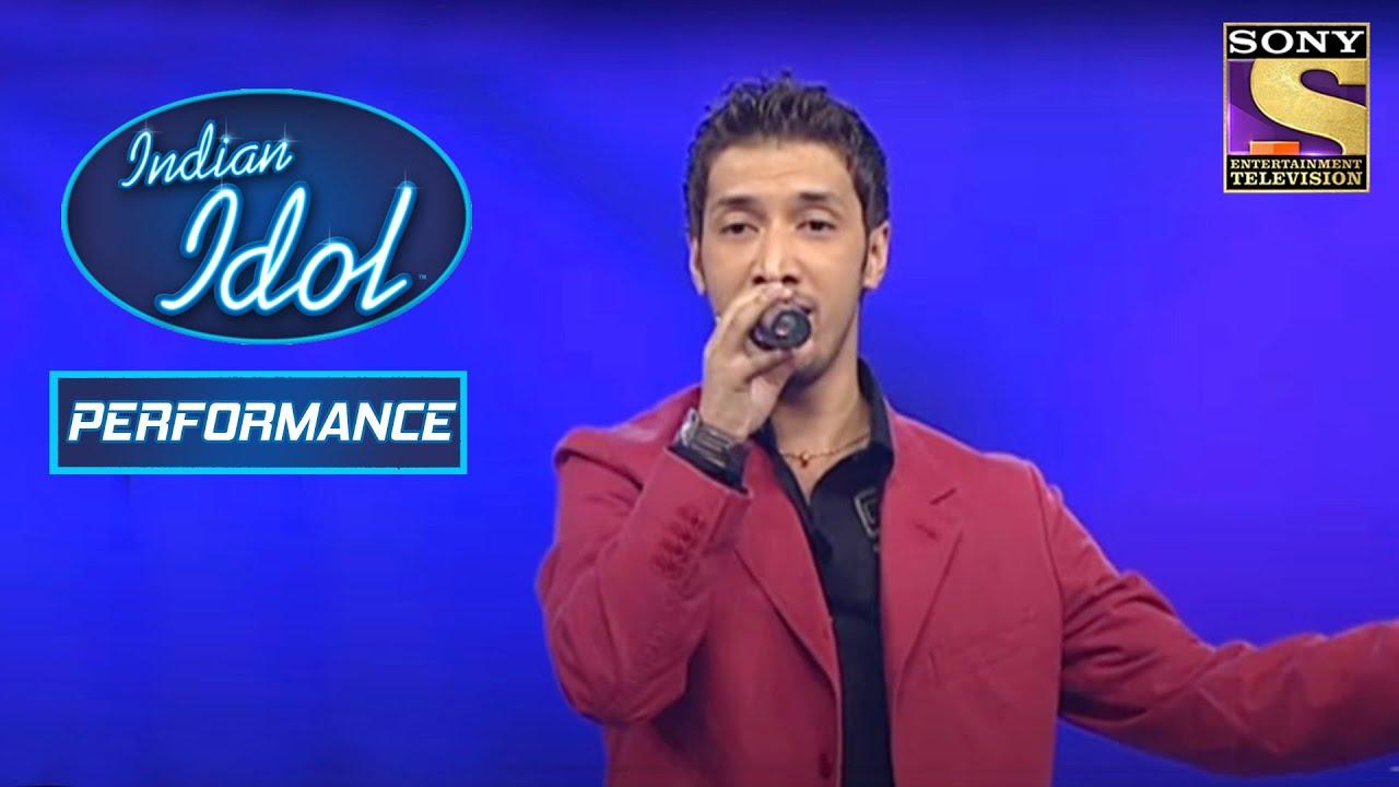 "Download Amit ने दिया ""Kora Kagaz"" पे खूबसूरत Performance   Indian Idol Season 3"