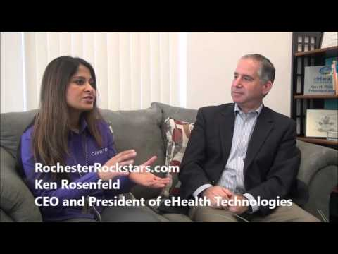 Rochester Rockstars Interview With Ken Rosenfeld