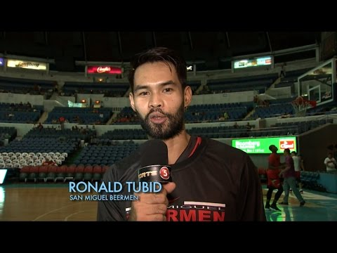 Re-captioned: Ronald Tubid | PBA Governor's Cup 2016