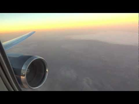 USAirways Boeing 767-200: Beautiful Takeoff from Orlando (HD Video)