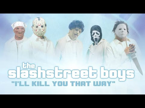 G-Off - WATCH: Horror Movie Killers Sing Backstreet Boys!