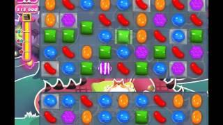 Candy Crush Saga Level 1510 (No booster, 3 Stars)