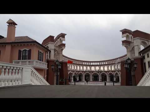 Florentia Village Review - JingJin Wuqing Tianjin Luxury Designer Outlet Mall