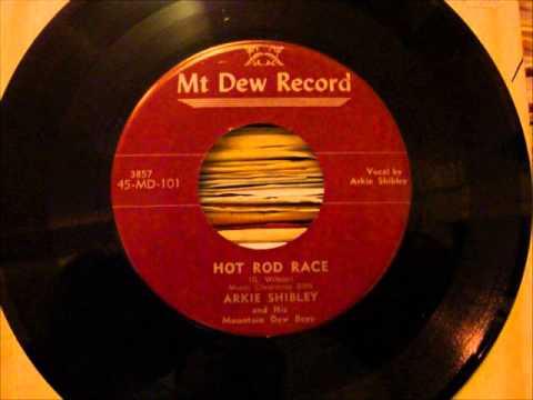 Arkie Shibley - Hot Rod Race