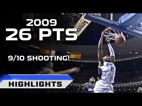 Vince Carter Preseason Highlights vs Hawks - 9/10 SHOOTING! (10.23.2009)