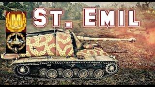 St Emil world of tank blitz Aced gameplay 3830 DMG