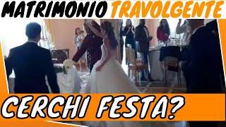 INGRESSO DEGLI SPOSI AL RISTORANTE - VILLA SIRIO - MUSICA MATRIMONIO BY FRANCESCO BARATTUCCI