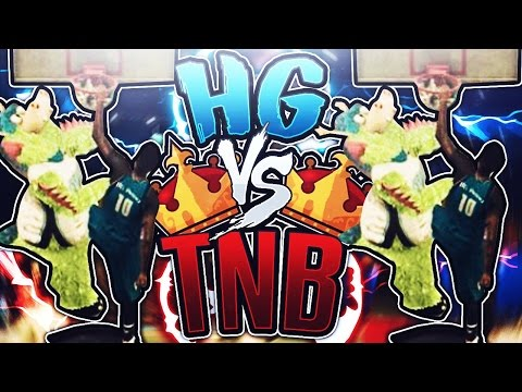 HG VS TNB 🔥🔥🔥 - THE MONTAGE: WHO IS THE BEST CLAN IN NBA 2K17?