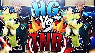 HG VS TNB 🔥🔥🔥 - The Montage : Who is the best clan in NBA 2K17?