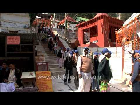 Gangotri temple : Uttarakhand