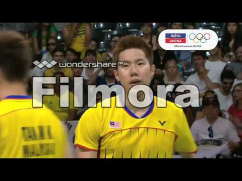 NEGARAKU- FAIZAL TAHIR ft JOE FLIZZOW, ALTIMET & SONAONE (BADMINTON VERSION)