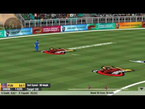16th May IPL Mumbai Indians Vs Rising Pune Supergiants qualification 1 World Cricket Championship
