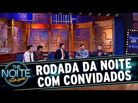 The Noite (21/09/16) - Rodada da Noite com Rominho Braga, Vitor Ahmar e Marinho