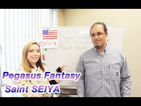 Pegasus Fantasy[Saint SEIYA]OP(Anison Acapella Cover) 聖闘士星矢【Diana Garnet】