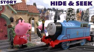 Peppa Pig Play Doh Thomas The Train Pocoyo Toys Story Hide & Seek Cars Dora Kids Play-Doh Pepa