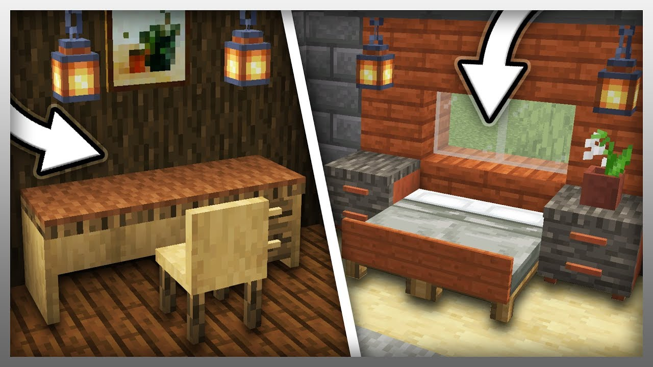 Decorate Your Minecraft House Like A Pro Furniture Mod Update