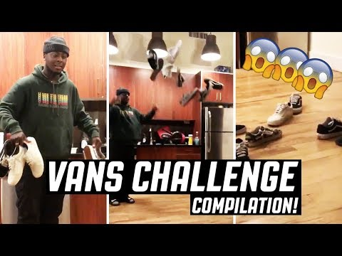 JT - Have You Tried the Vans Challenge?