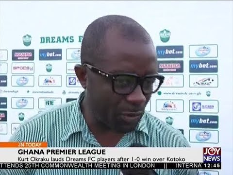 Ghana Premier League - Joy Sports Today (16-4-18)