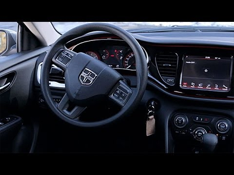 2014 dodge dart interior review youtube