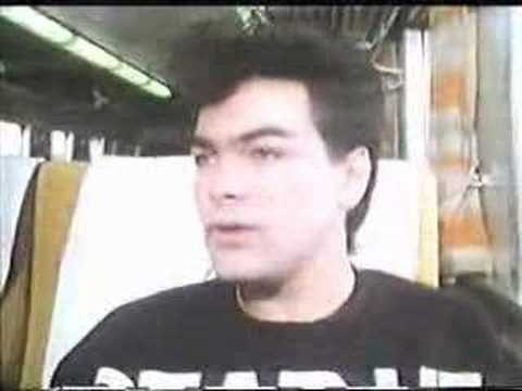 Culture Club in Japan;)1983