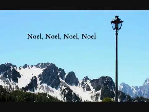 The First Noel (Lyrics) - Lady Antebellum