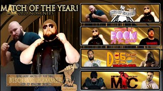 AOW: Match Of The Year (Nominees)