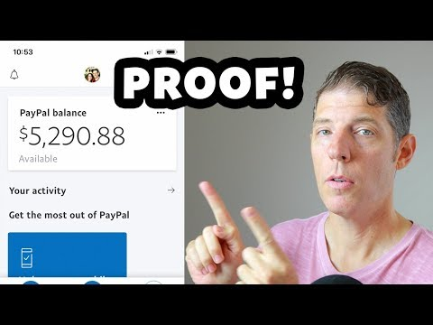Earn PayPal Money Watching Videos **PROOF**