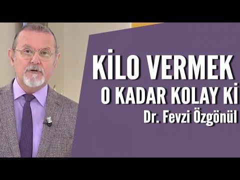 Kilo Veremiyorsanız Bu önerileri Dinleyin! / Dr. Fevzi Özgönül