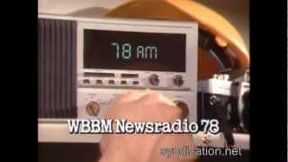 WBBM-AM Chicago 1986