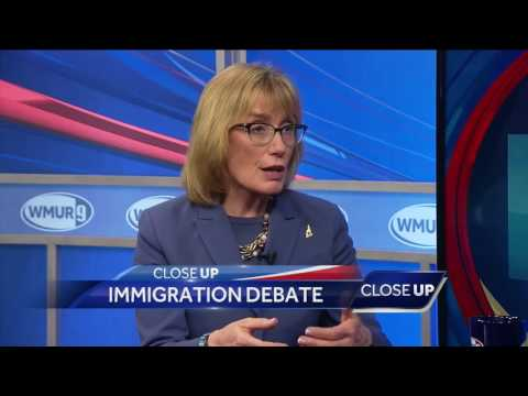 CloseUP: Maggie Hassan on immigration, Russia, political atmosphere