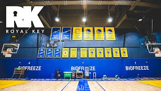 We Toured the GOLDEN STATE WARRIORS' $1.4 BILLION Chase Center Facility | Royal Key