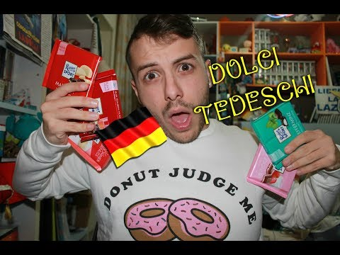 Snack Tedeschi - Ritter Sport al BabàRum!] #Assaggi