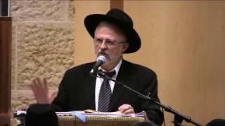 Shloshim for R Noach Weinberg by Rabbi Moshe Cohen