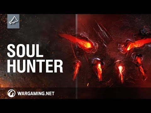 PC: World of Tanks - Soul Hunter