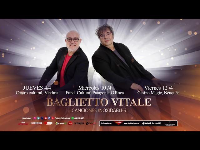 Baglietto Vitale - Fedorco Producciones