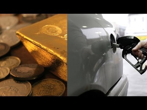 Gold, Silver and Crude Oil Rise as Russia-Ukraine Tensions Climb