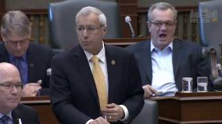 Fedeli cites expert support for fiscal plan Nov. 28, 2017
