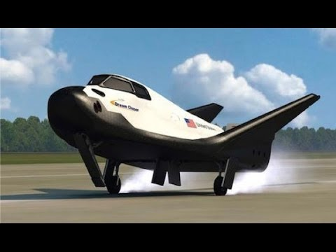 NASA's Next Generation Space Shuttle - Dream Chaser - YouTube