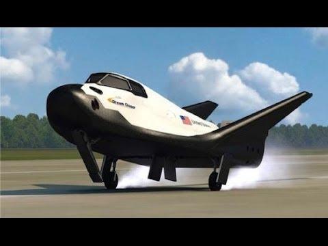 NASA's Next Generation Space Shuttle - Dream Chaser