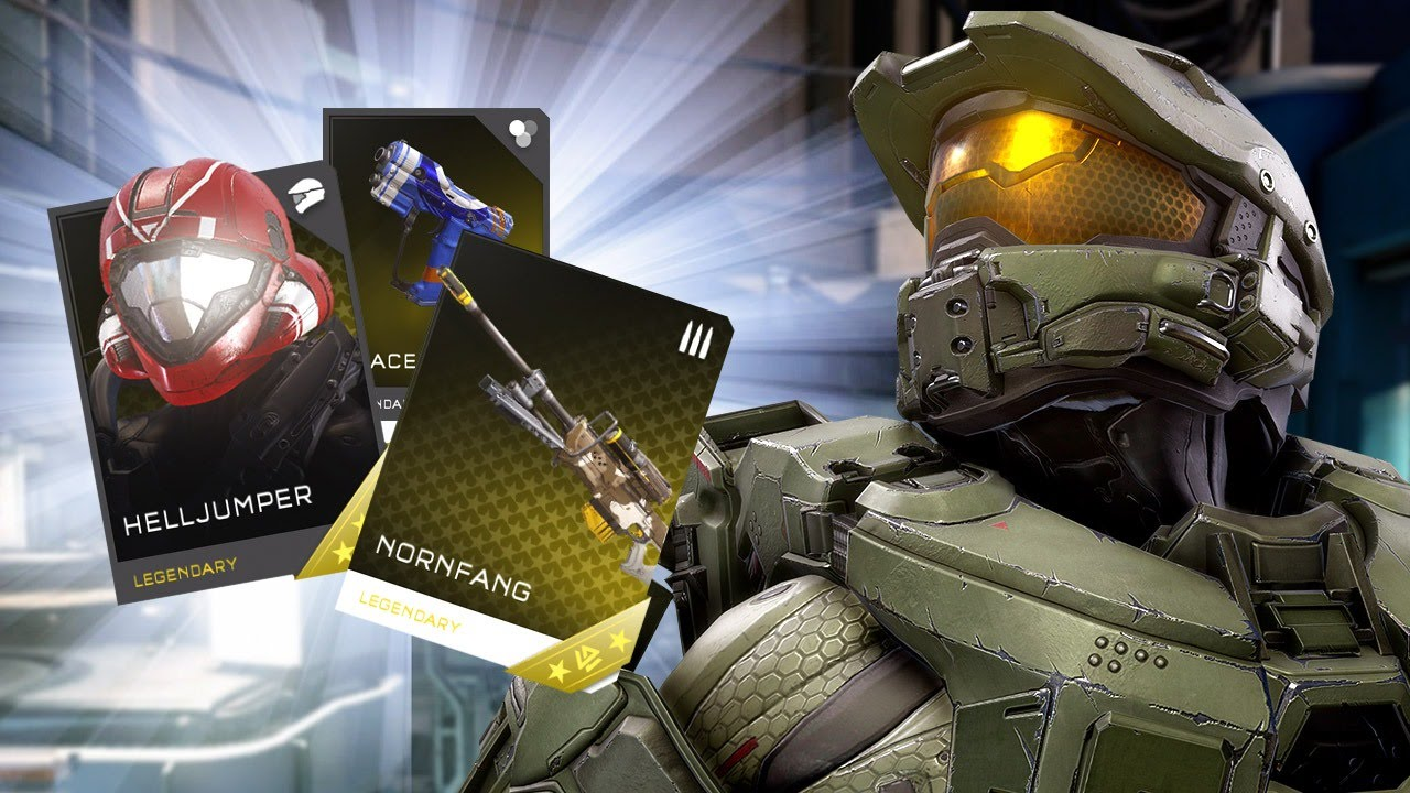 Halo 5 How To Unlock 3 Free Req Packs Youtube