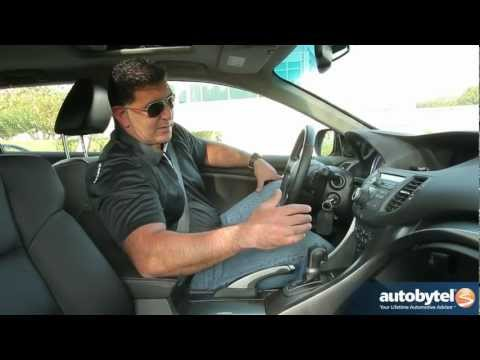 2012 Acura TSX Wagon Road Test & Car Review
